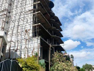 Building for sale at Top View( Megenagna)