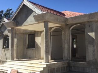 Unfinished 500sqm Villa with beautiful green view