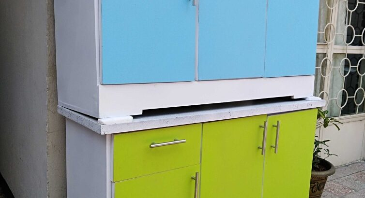 1.20 m kitchen cabinet