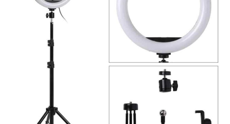 RING FILL LIGHT STAND