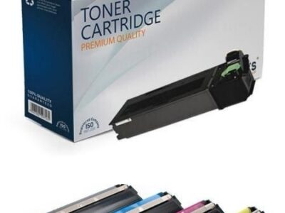 Toner Cartridge and Ink