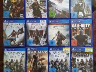 Ps4 Games playstation 4 Games