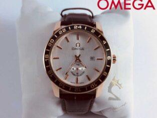 Omega watch with free bracelet