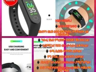m4 smart health watch