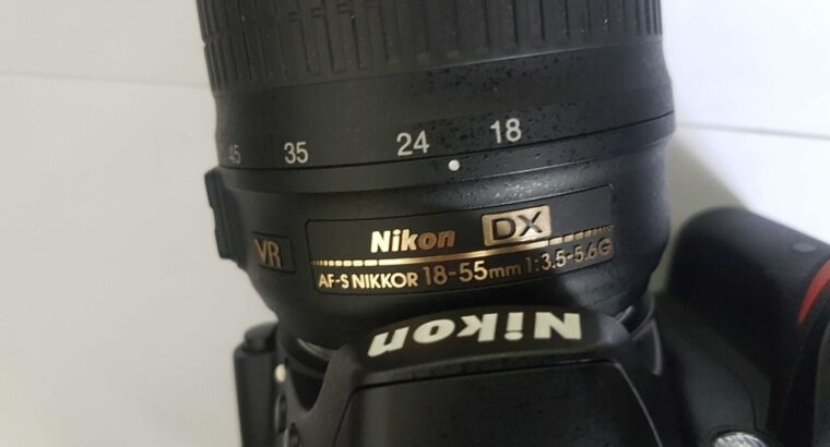 Nikon D3200 Europe Almost new