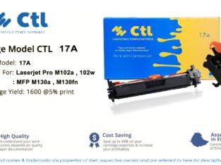 CTL 17A Toner cartridge