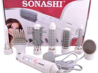 Sonashi 7 in 1 hair styler