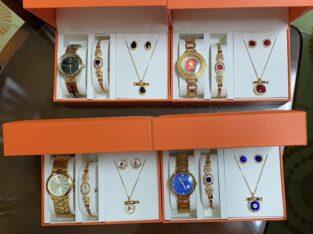 Brand watch ( 5 in 1 )