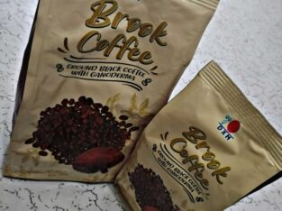 DXN's brook coffee