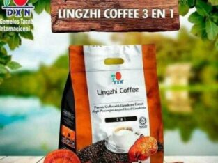 DXN's  LINGZHI COFFEE